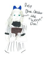 Posy Arthur nee Bloor -coloured- by FallenTributes