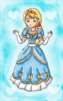 princess samus by ninpeachlover
