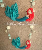 Ariel Limited Edition Version Polymer Clay by Nakihra