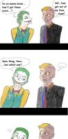Joker Be Trollin' by DarkAngelKisa