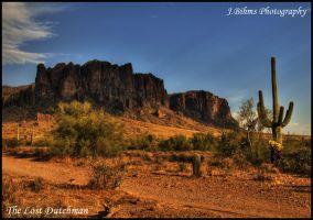 The Lost Dutchman by yungstar