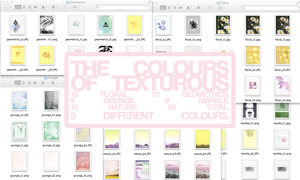 The Colours of Texturous by texturous
