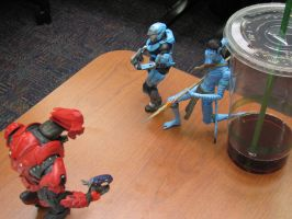 RvB The Avatar Chronicles 7 by InvisibleCorpseGirl