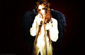 Dark Angel Uruha by Butterfly386