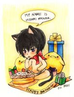 HBD to Hibari by Oranaus