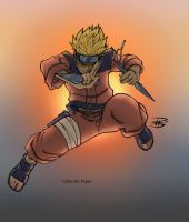 Naruto by jppeaguirre