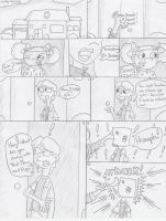 P and F: Real World or Bust 27 by NickyNintendo