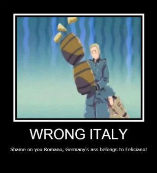 Wrong Italy by ChromiaGal