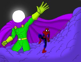 Mysterio's menace by streetgals9000