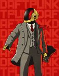 Soviet Daft Punk III by Ramblin-Man