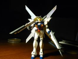 GX-9900 gundam X figure part 2 by Sting-raptor