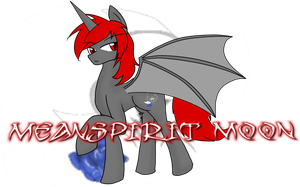 Meanspirits Banner 2.0 by DarkDreamingBlossom