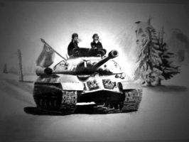 IS-3: Soviet Monster by Pavliot