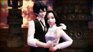 [Butterfly effect] Macky and Marie [Pose DL] by Salerosacs