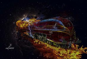 Faster Than Light by ralfw666
