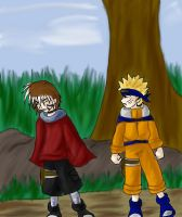 Naruto--They Must Never Meet by valdrianth