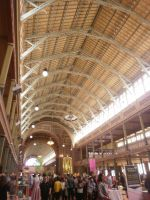 Melbourne Exhibition Building 3 by LuchareStock