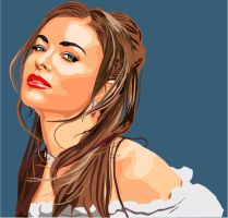 Carmen Electra by madstoner