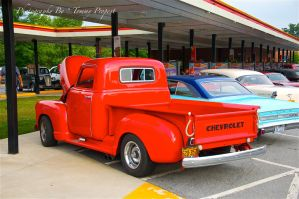 1947 Chevrolet Pick Up  2730 by TommyPropest-Candler
