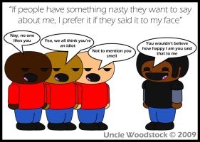 Nasty by UncleWoodstock