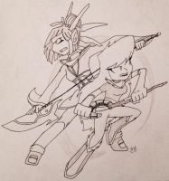 :Request: Battle Stance by TheJege12
