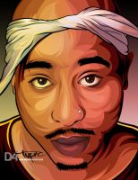 Tupac by picong101