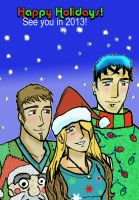 Geode Corner: Ugly Christmas Sweaters by TRALLT