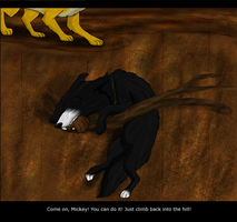 Survivors::Darkness Falls::Chapter 2 Page 30 by PandaFilms