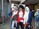 Hetalia Pirates: Tora-Con 2014 by PhatNSassyNinjas