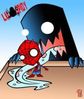 LIL Spidy by Artist-MarcusAlley
