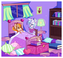 Bed Time by Ipun