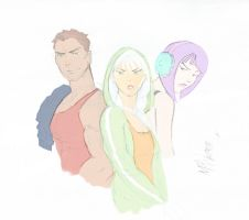 water color sketch by markpwhitaker