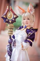 Tera Online - Elin Priest - II by Shazzsteel