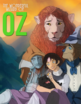 The Wonderful Wizard of Oz by LamourDanimer