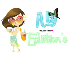 Texto PNG Aly Ediition's by Melody478