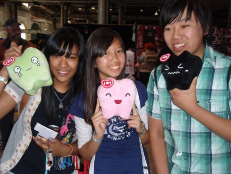 People love the Molar Plushies by oneblackpaper