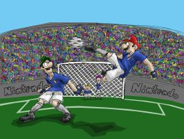 World Cup: Italy's Team by JimmyRay