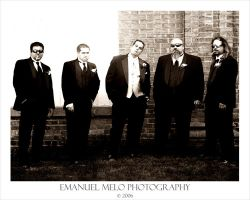 Wedding Party by emanuelmelo