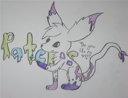 Patches by ChibiChibiWoofWoof