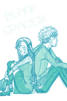 New AU Fanfic Cover Art - WIP by Momoko-Kawase