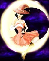 The Moonlight's Spell by Mikagami-Naoko