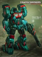WFC Hot Spot CA by bokuman
