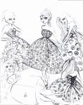 My five fruit dressess by MaryPoppins
