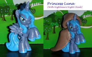 Princess Luna by RedCrosseKnight