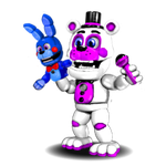 Adventure Funtime Freddy(simplified) by LuckyRabbit31