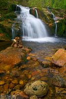 Small Labski Waterfall by yonashek