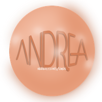 Esfera PNG para Andrea by Nereditions