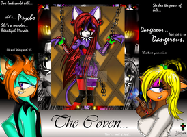 The coven by Martyna-Chan