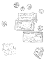 Pokemon Currency by tymime