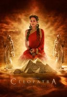 Cleopatra Movie Poster Efkan Zehir by 3fkan